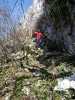 Uređenje penjališta Ravna gora 3. travanj 2010